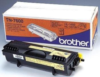Brother TN-7600 Toner - DCP-8020, MFC-8820 - Sort