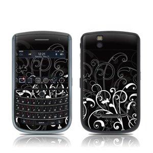 BlackBerry Tour 9630 B&W Fleur Skin