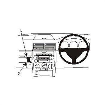 Brodit ProClip Mazda 2 03-07