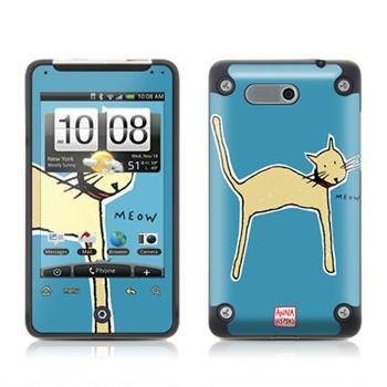 HTC Aria Cat Skin