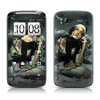 HTC Sensation Fallen Angel Skin