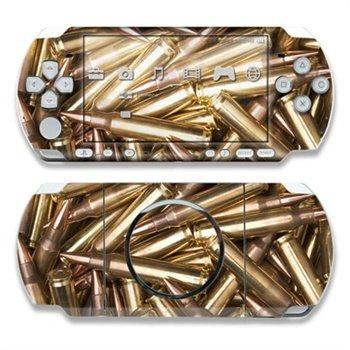 Sony PSP 3000 Skin - Bullets