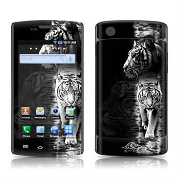 Samsung i897 Captivate White Tiger Skin