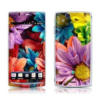 Sony Ericsson XPERIA X12 Arc Colours Skin
