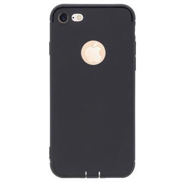 Saii 0.33mm Ultra-thin Plast iPhone 7 Cover - Sort