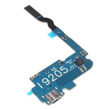 Samsung Galaxy Mega 6.3 I9205 opladerforbindelse flex-kabel - original Samsung til  - MediaNyt