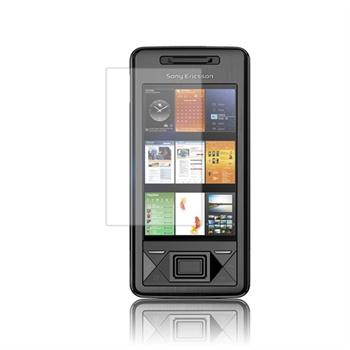 Sony Ericsson Xperia X1 Brando Beskyttelses Film - Ultra Clear