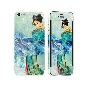 iPhone 5C Magic Wave Skin
