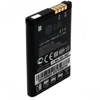 LG GD900 Crystal Batteri - LGIP-520N