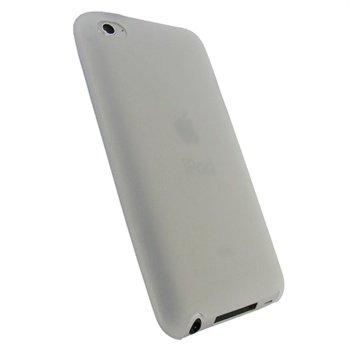 iPod Touch 4G iGadgitz Silikone Cover - Klar