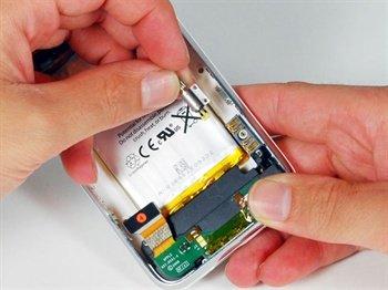 Udskiftning af iPhone 3GS Vibrator
