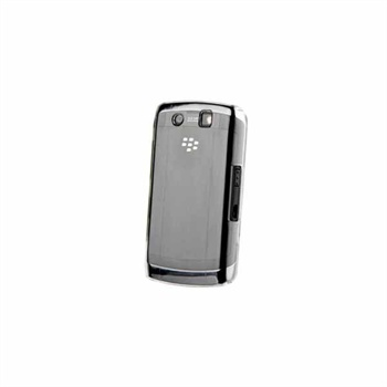 BlackBerry Storm2 9550 Naztech Skinnie SnapOn Cover - Gennemsigtig