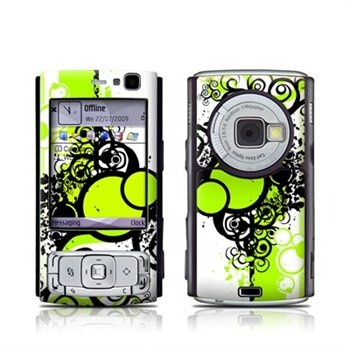 Nokia N95 Simply Skin - Grøn