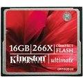 Kingston CF/16GB-U2 Ultimate 266X Compact Flash Hukommelseskort - 16GB