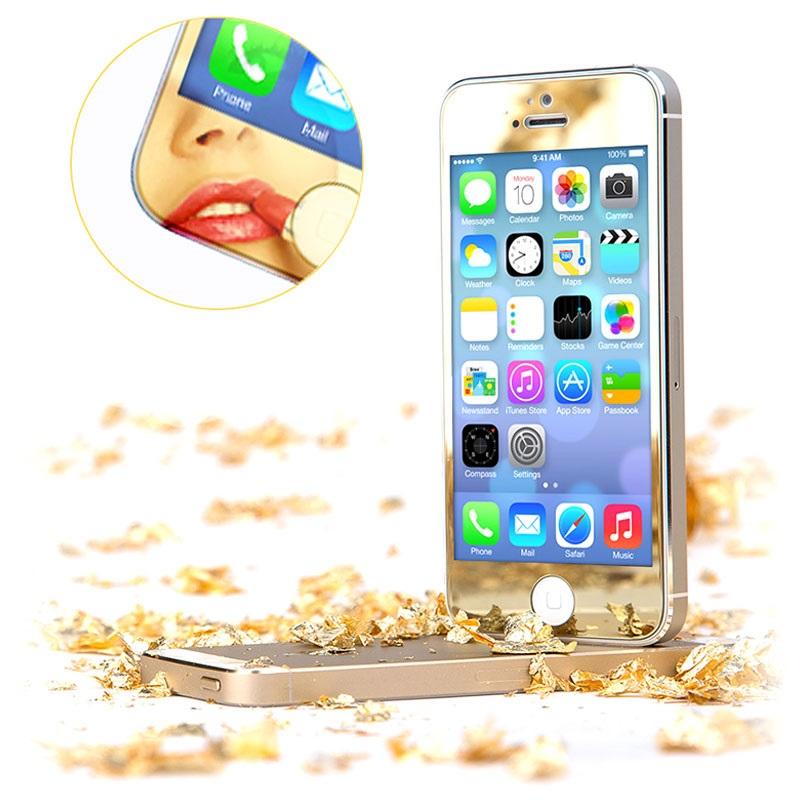 nyt glas på iphone 5s