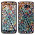 Samsung Galaxy S6 Stained Aspen Skin