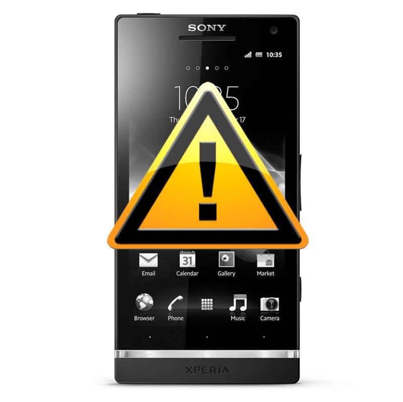 udskiftning af batteri iphone 5