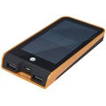 Xtorm Basalt AM118 Solar Eksternt Batteri / Power Bank - Sort / Orange