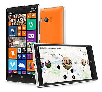 Stærk Windows-mobil: Nokia Lumia 930