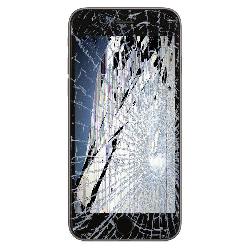 iphone 6 skærm reparation billigt